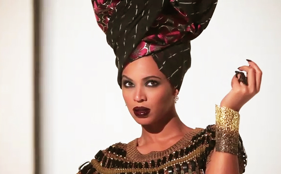 Turbans and the African head wrap finally acceptable?